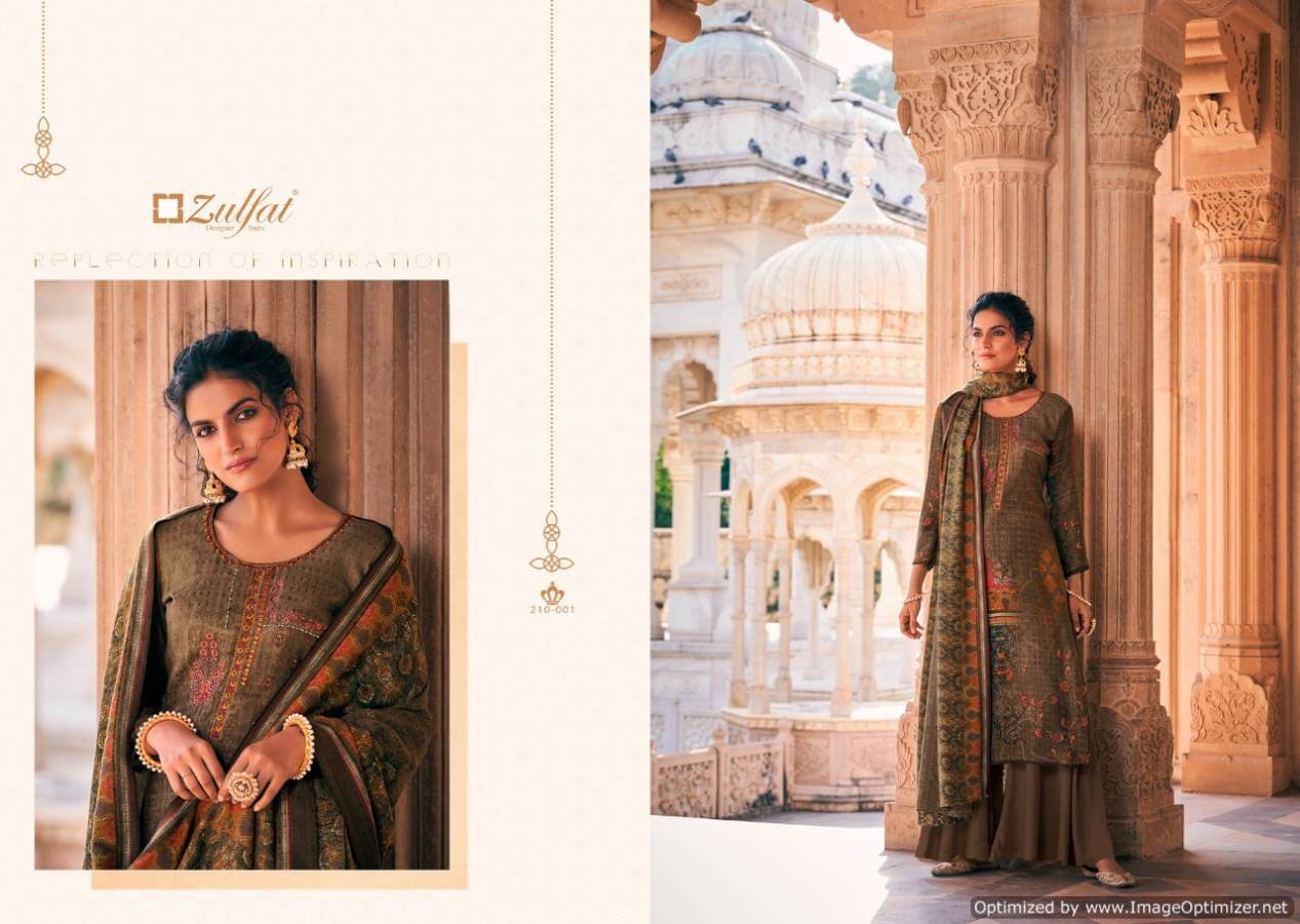 Zulfat Olive collection 6