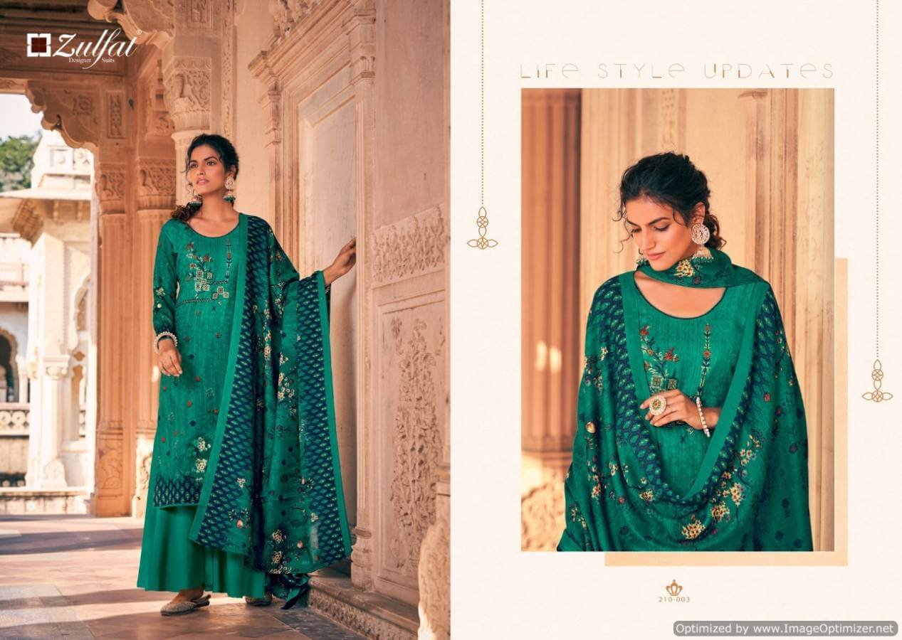 Zulfat Olive collection 4