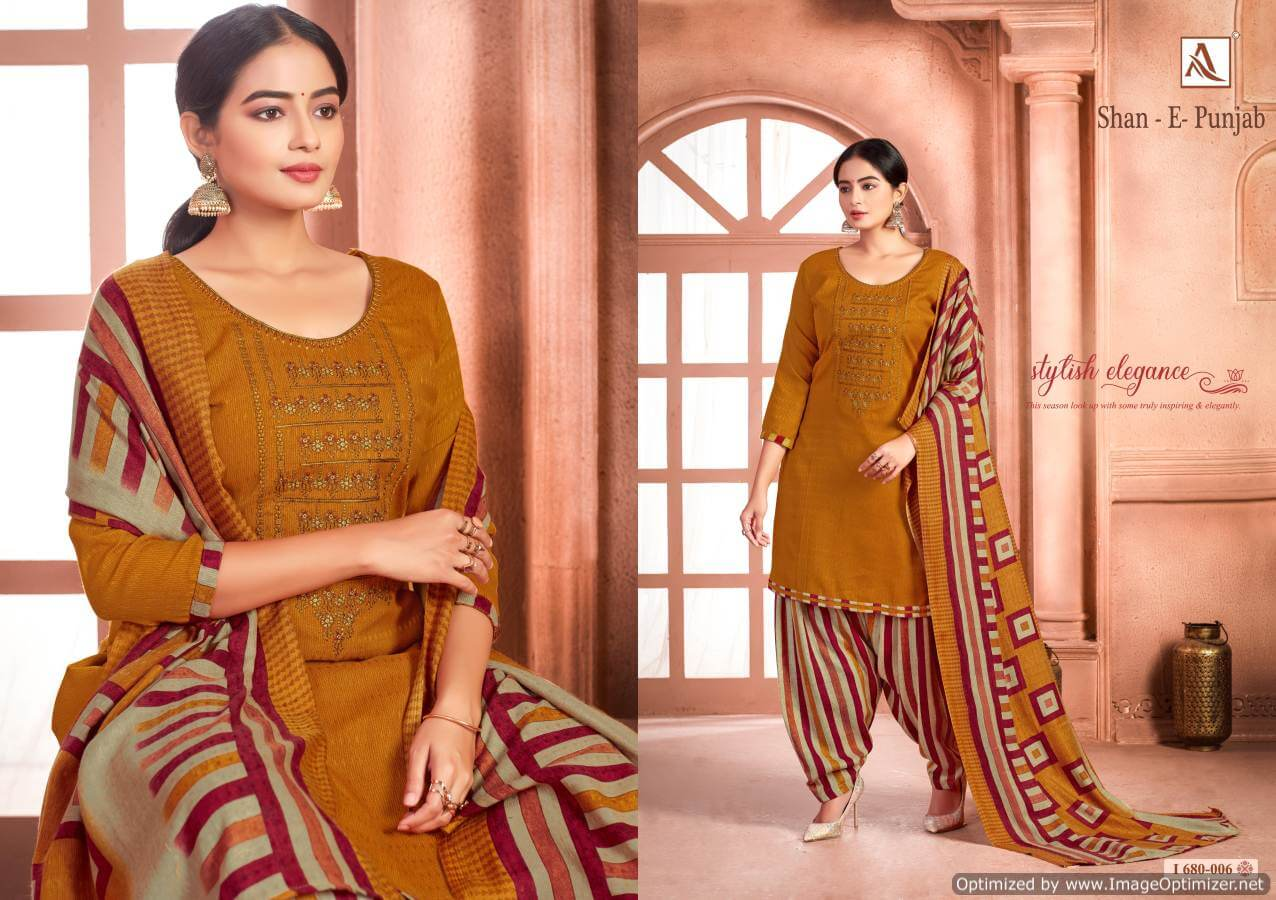 Alok Shan E Panjab 3 collection 6
