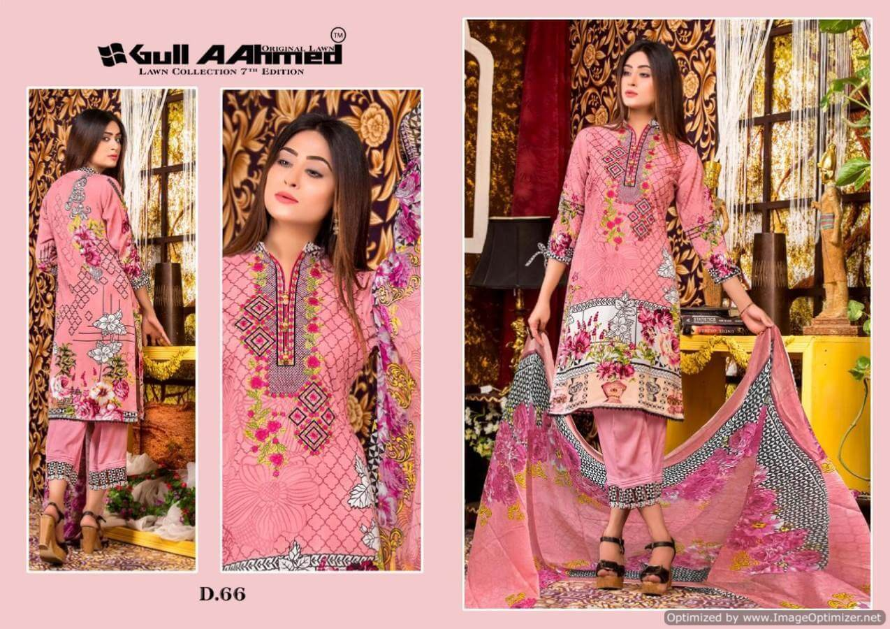 Gul Ahmed 7 Nx collection 3