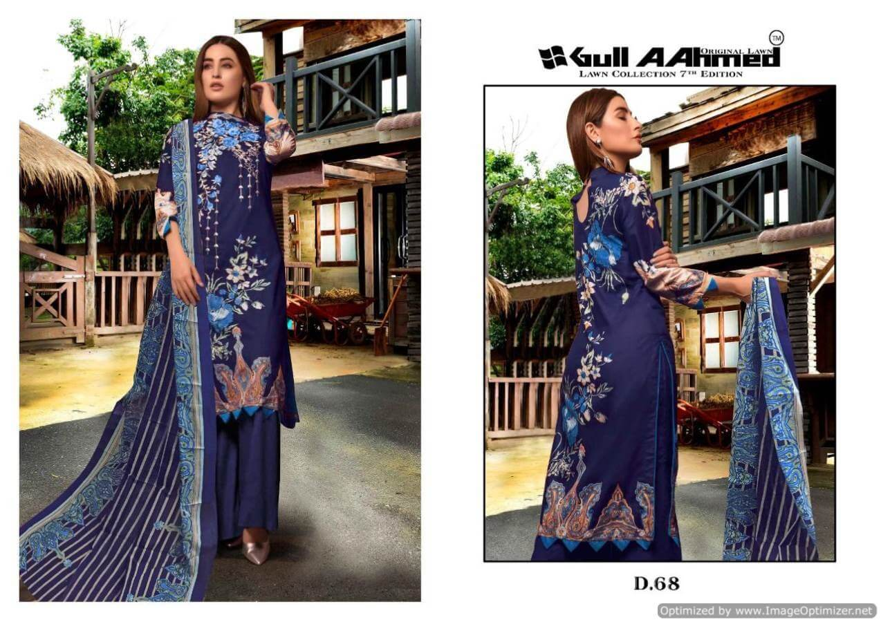 Gul Ahmed 7 Nx collection 5