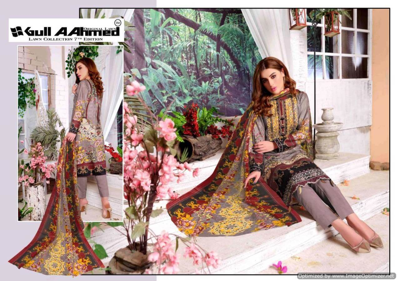 Gul Ahmed 7 Nx collection 6