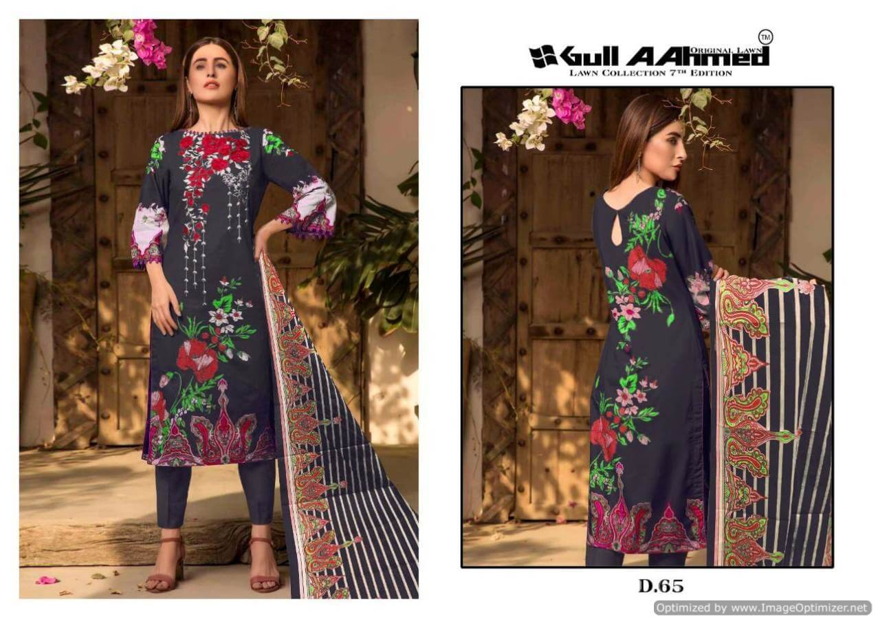 Gul Ahmed 7 Nx collection 1