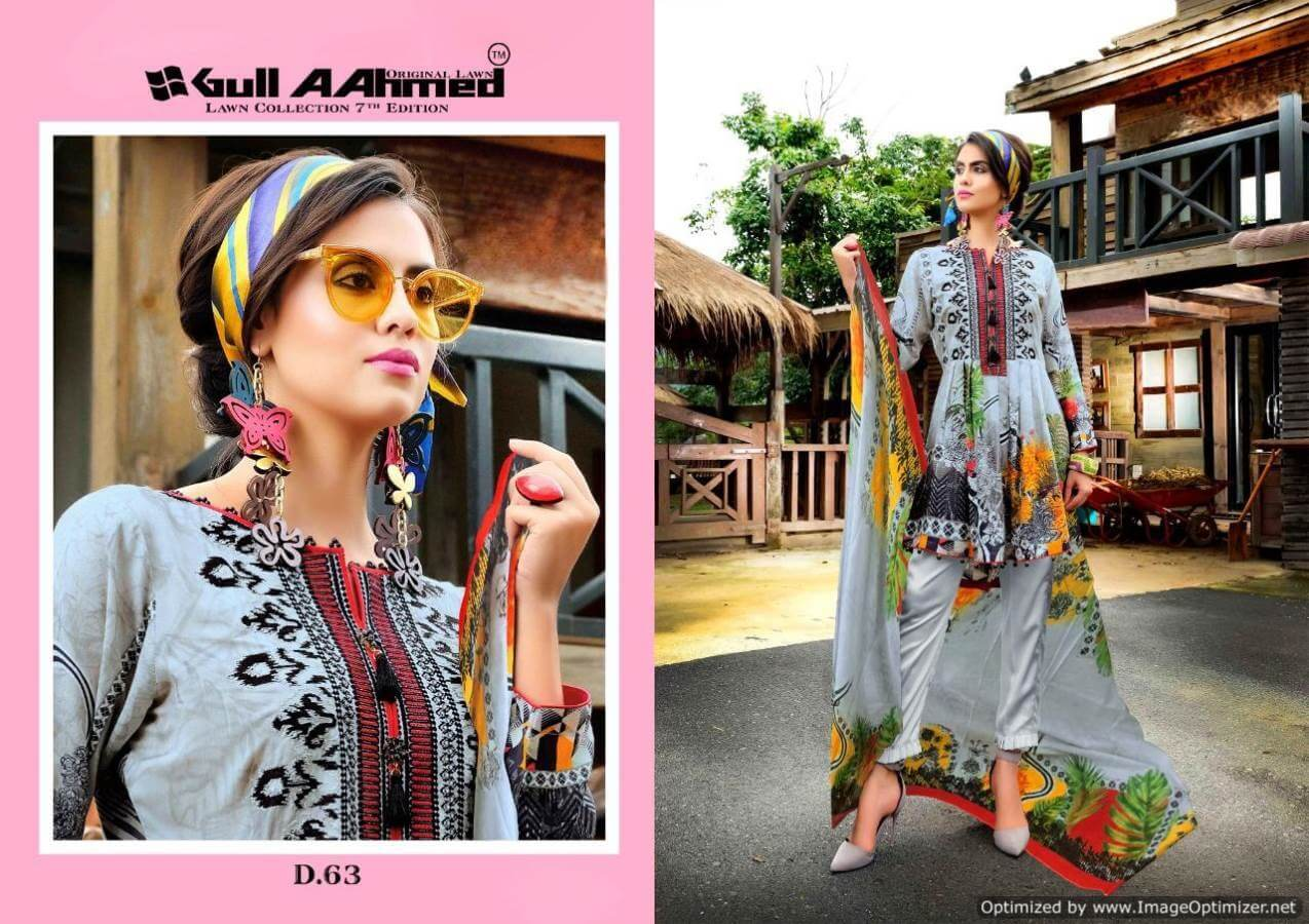 Gul Ahmed 7 Nx collection 2