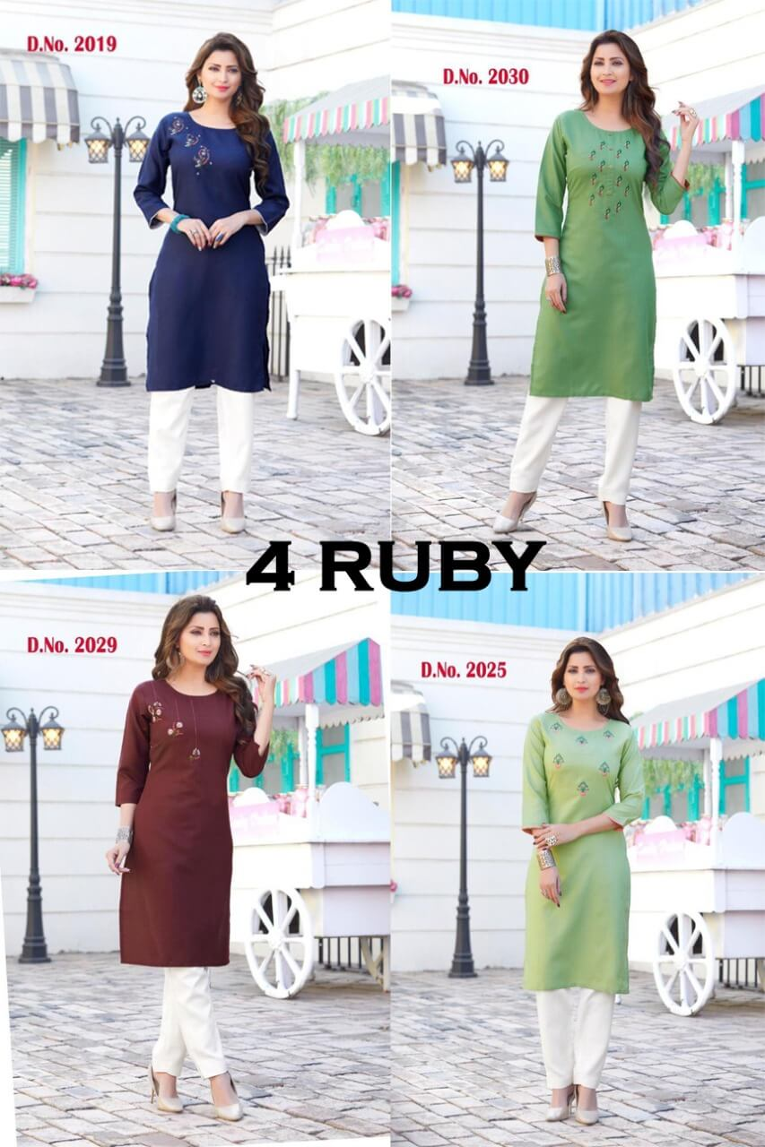 4 Rubby collection 1