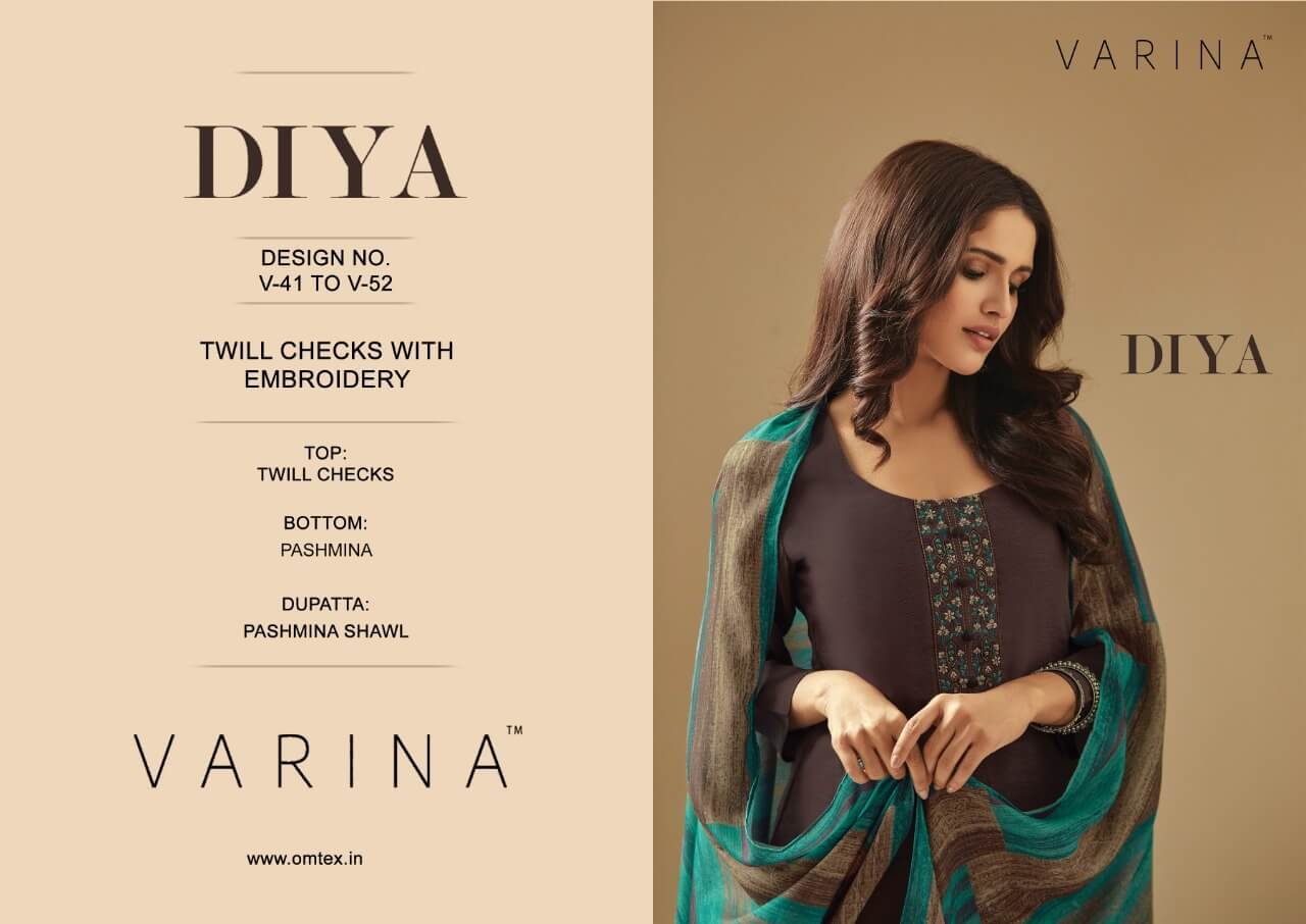 Om Tex Diya Varina collection 16