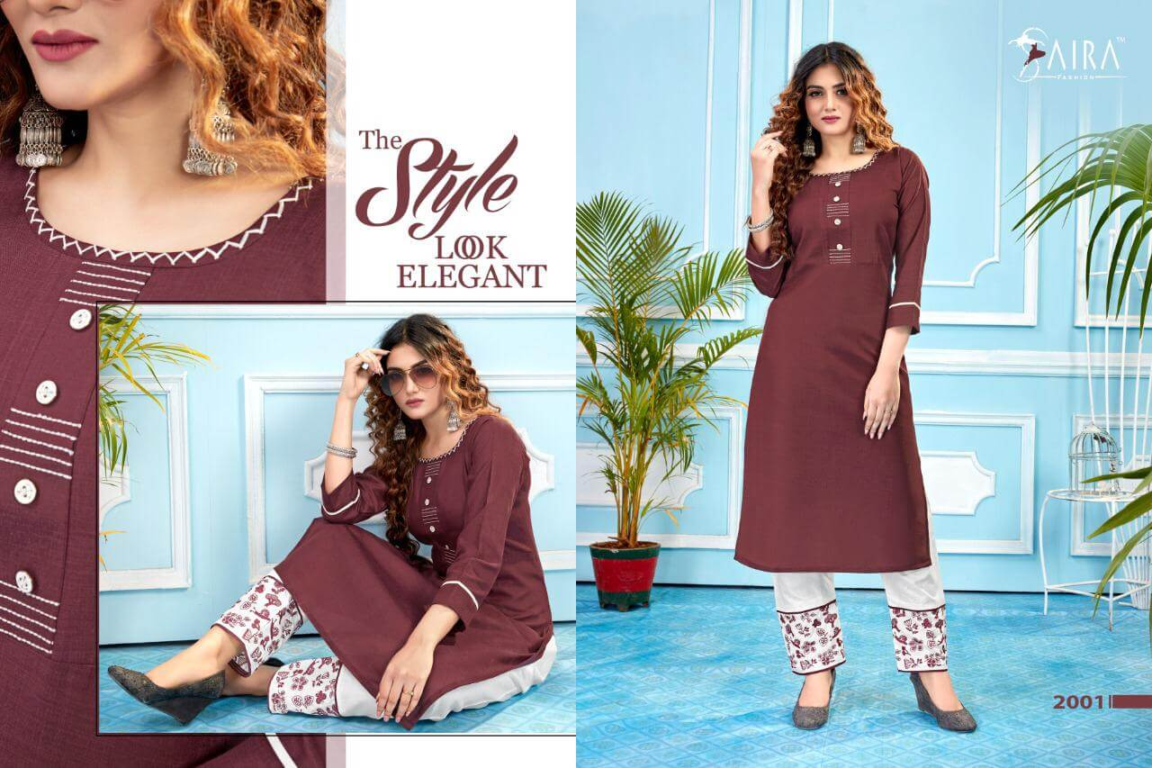Saira Livas Vol 2 collection 2