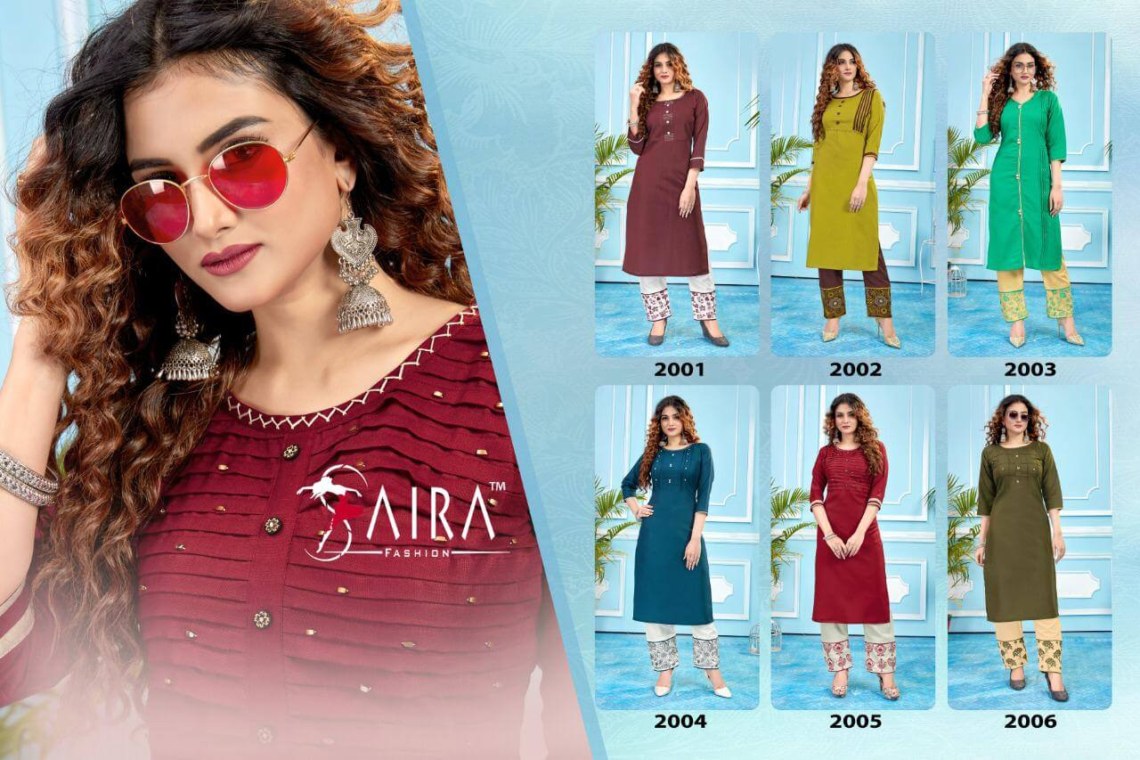 Saira Livas Vol 2 collection 7