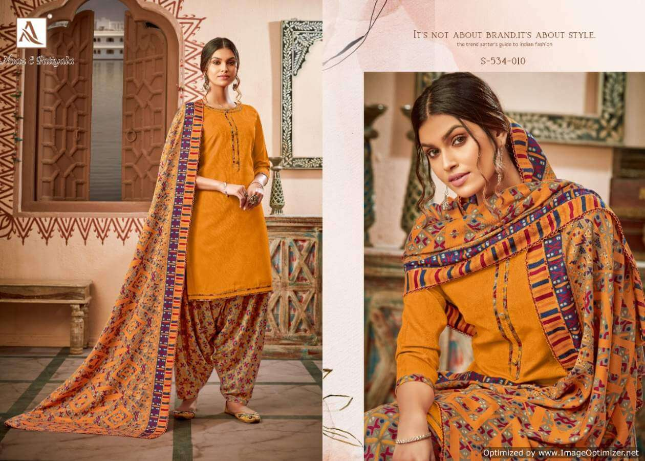Alok Naaz E Patiyala 6 collection 10