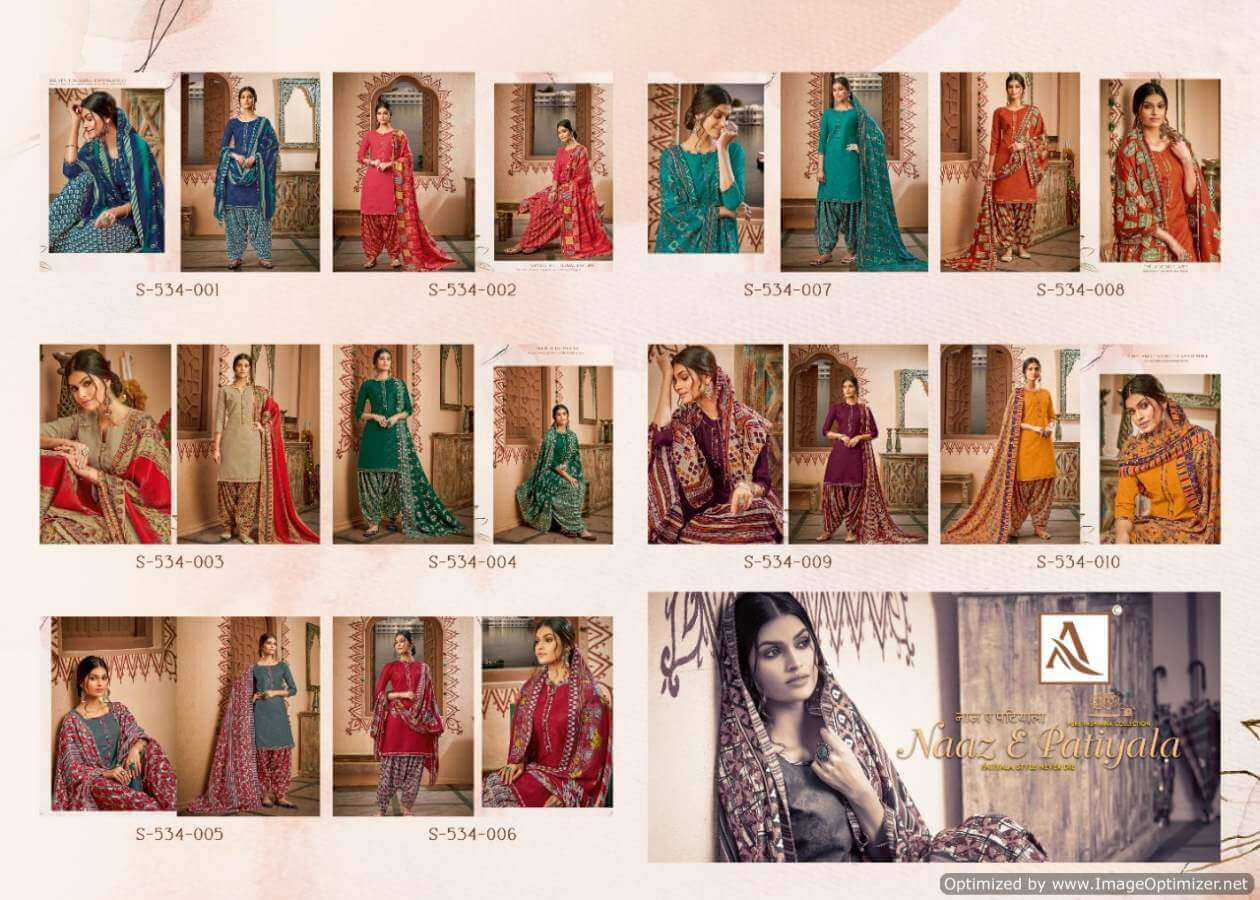 Alok Naaz E Patiyala 6 collection 4