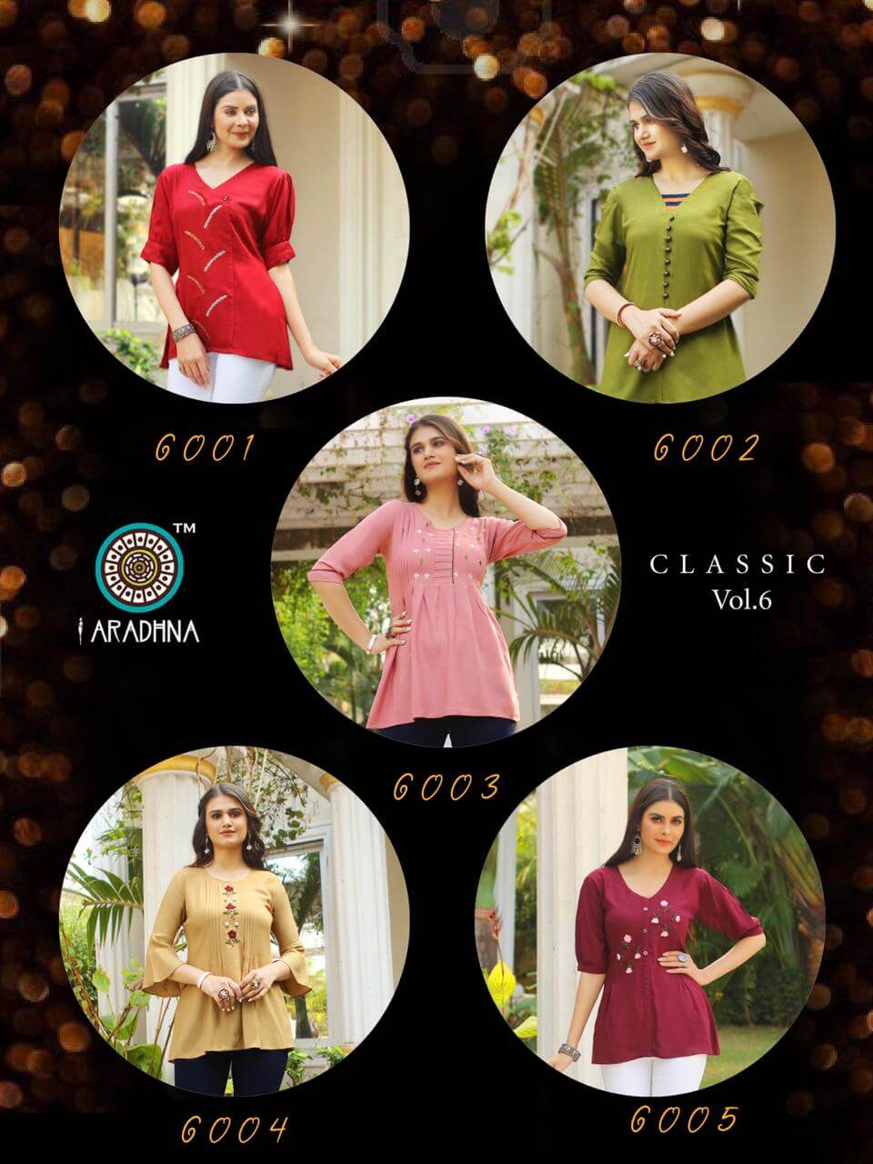Aradhana Classic 6 collection 17
