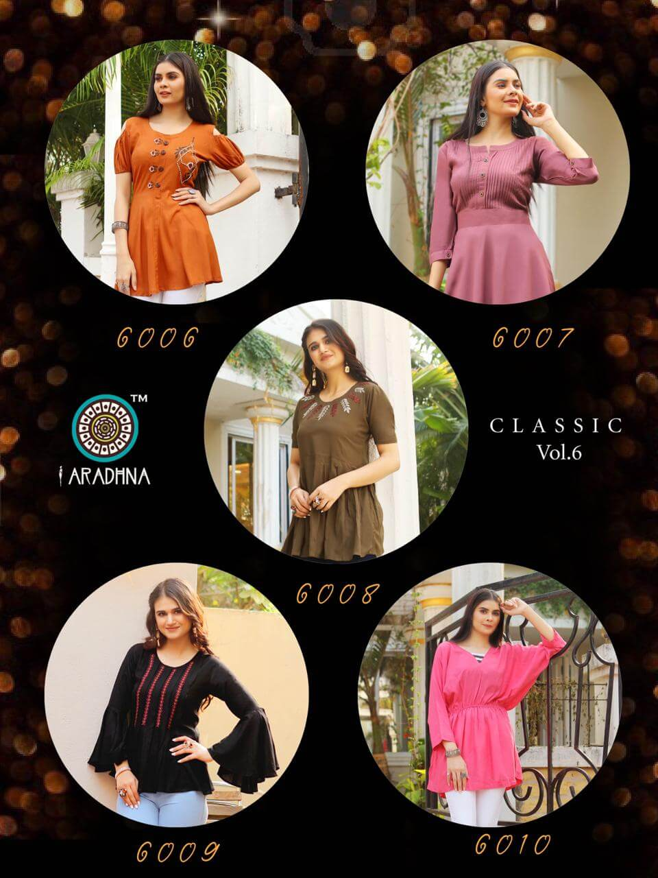 Aradhana Classic 6 collection 4