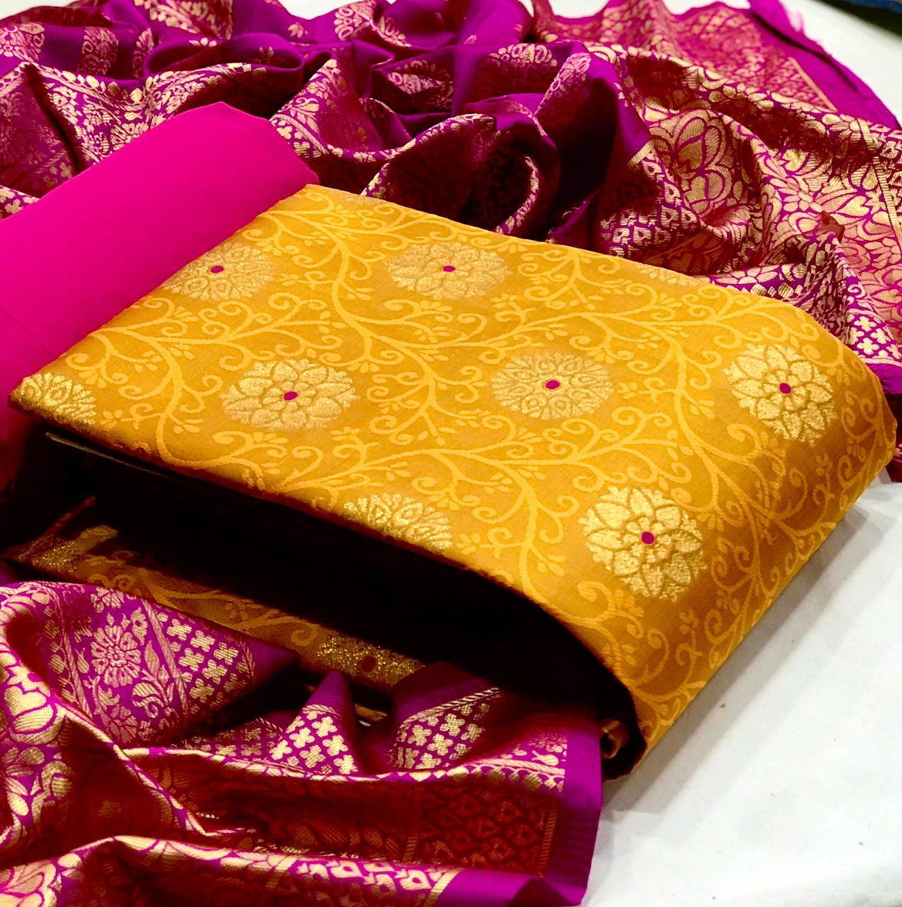 Banarasi Silk collection 1