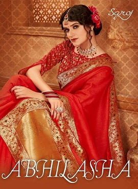 Saroj Abhilasha Festive Wear collection 7