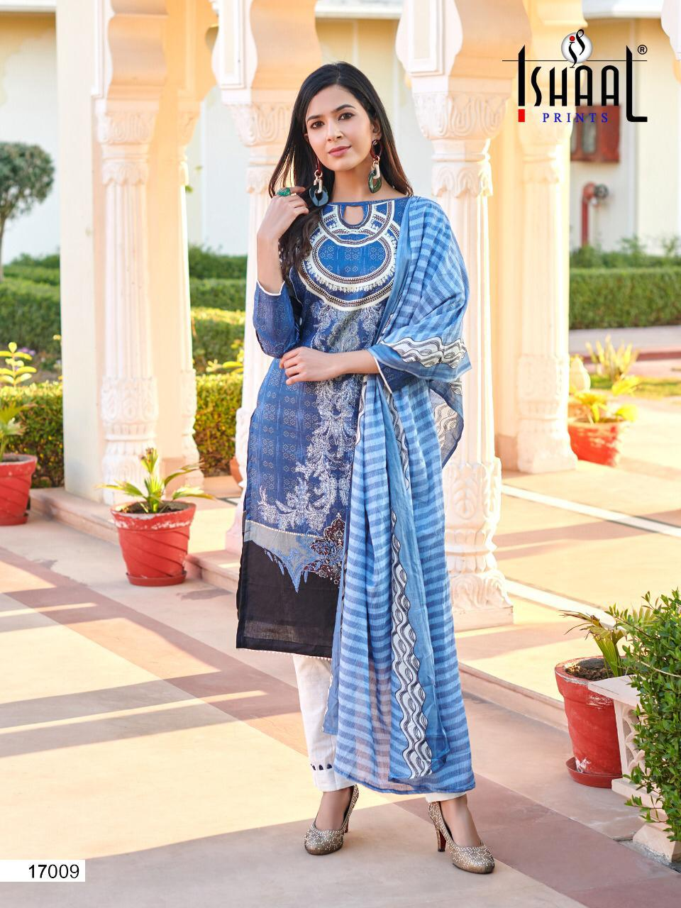 Ishaal Gulmohar 17 Pure Lawn collection 4