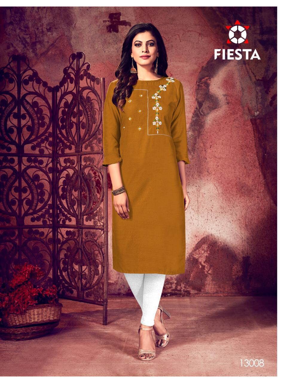 Fiesta Zubee Designer collection 6