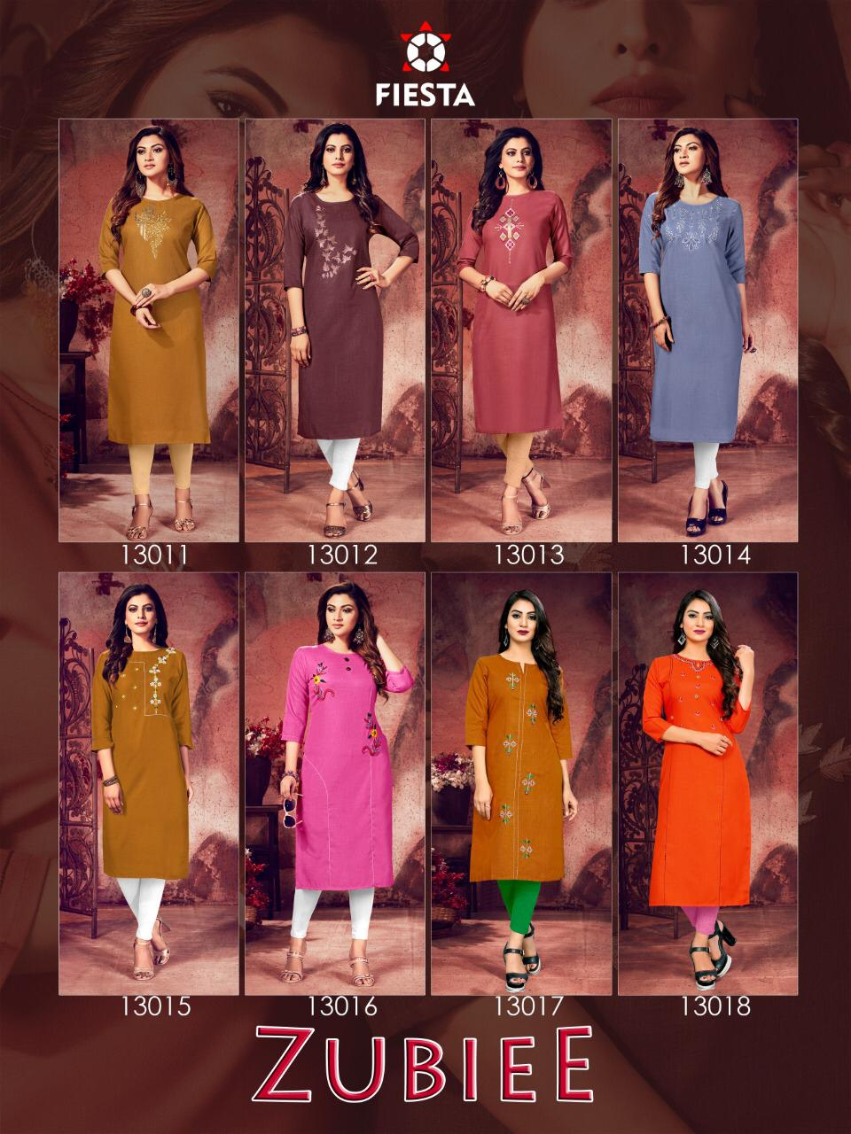 Fiesta Zubee Designer collection 5