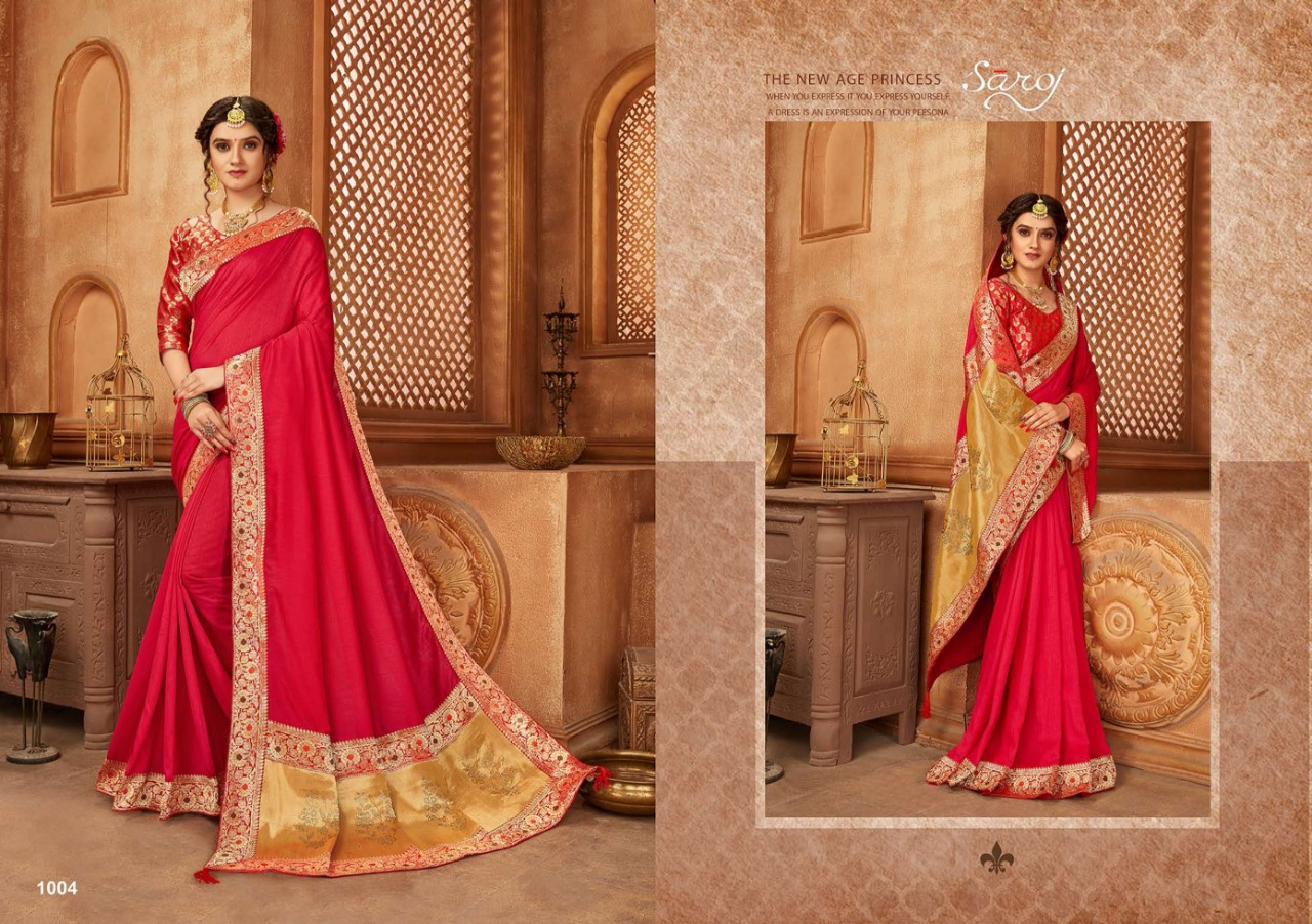 Saroj Abhilasha Festive Wear collection 6