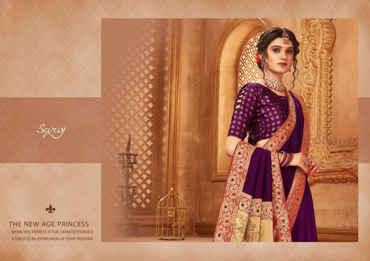 Saroj Abhilasha Festive Wear collection 5
