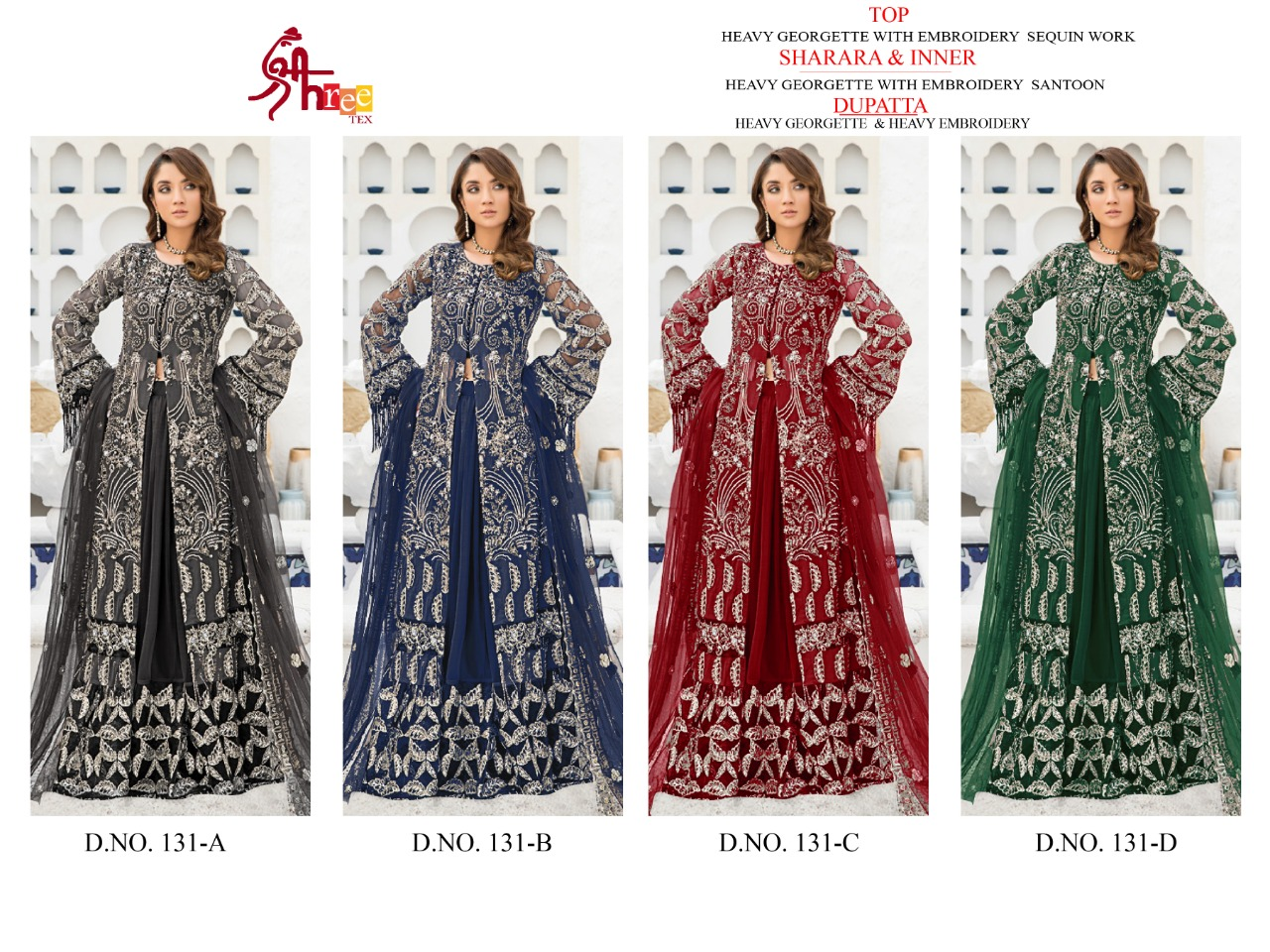 Shree Tex 131 Series collection 3