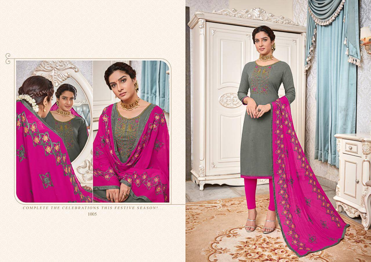 Avc Surbhi Handwork Casual Wear collection 5