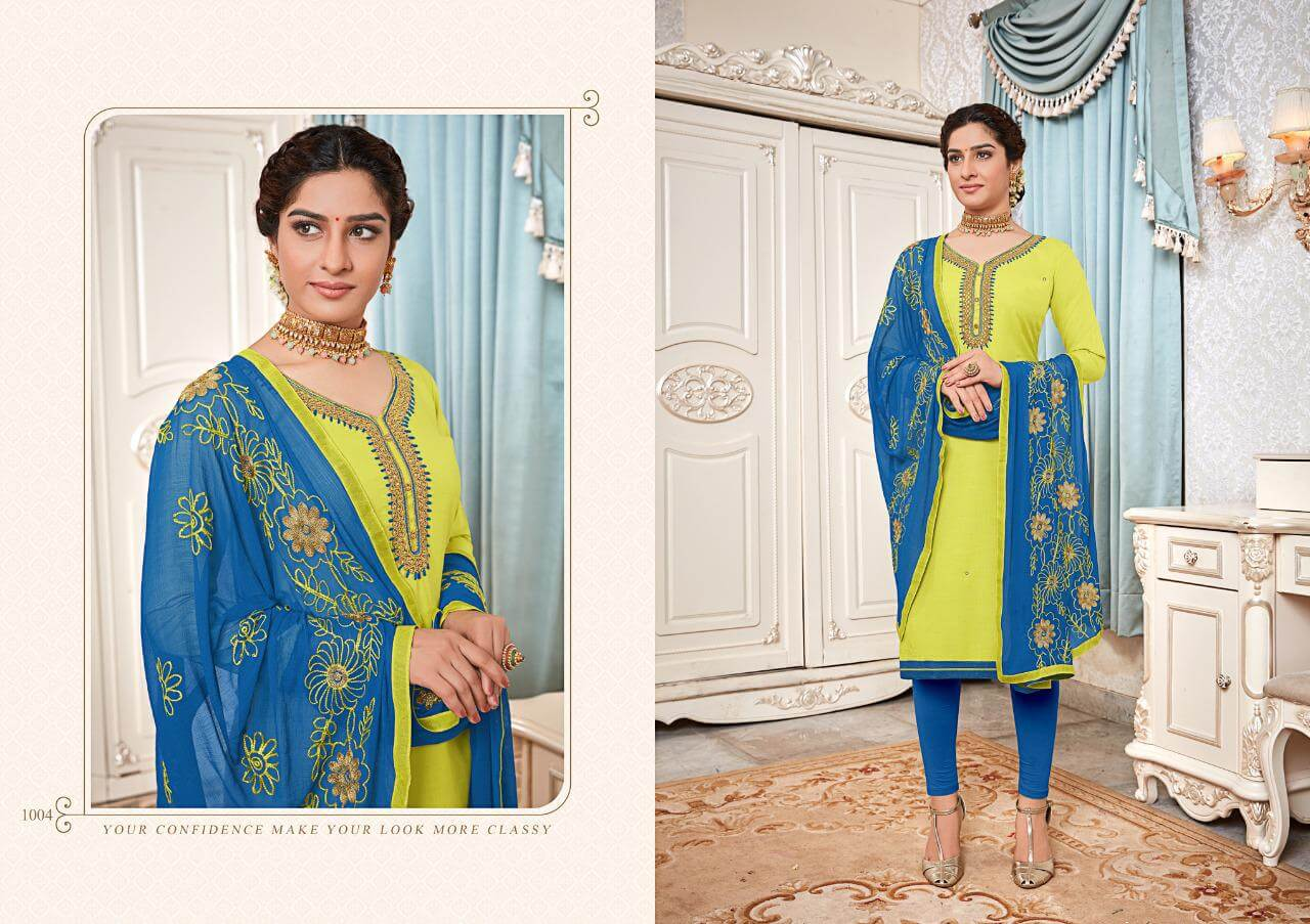 Avc Surbhi Handwork Casual Wear collection 3
