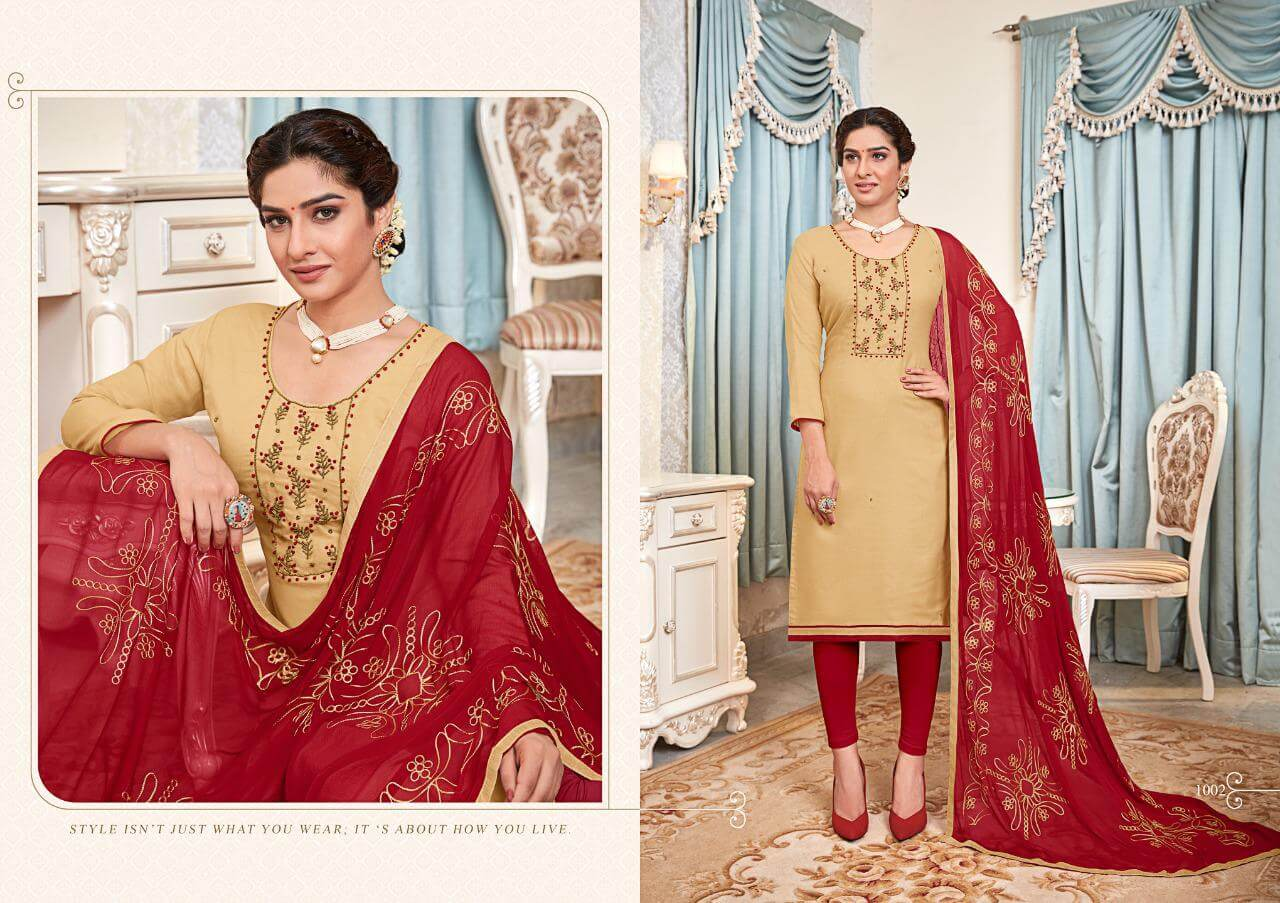 Avc Surbhi Handwork Casual Wear collection 7
