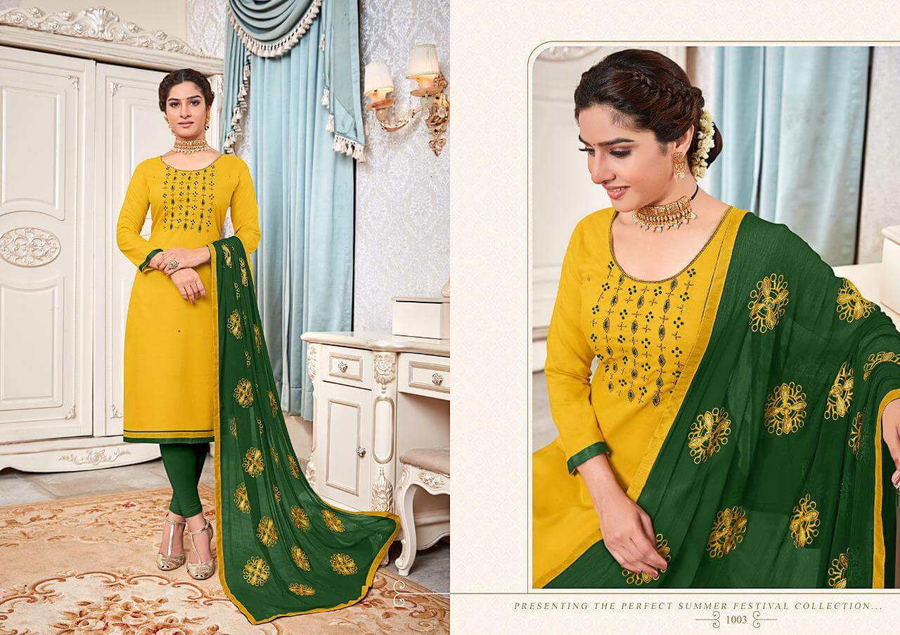 Avc Surbhi Handwork Casual Wear collection 2