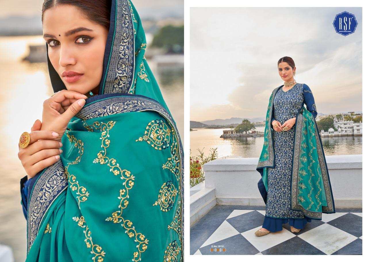 Rsf Swag 6 Pure Silk Jacquard collection 10