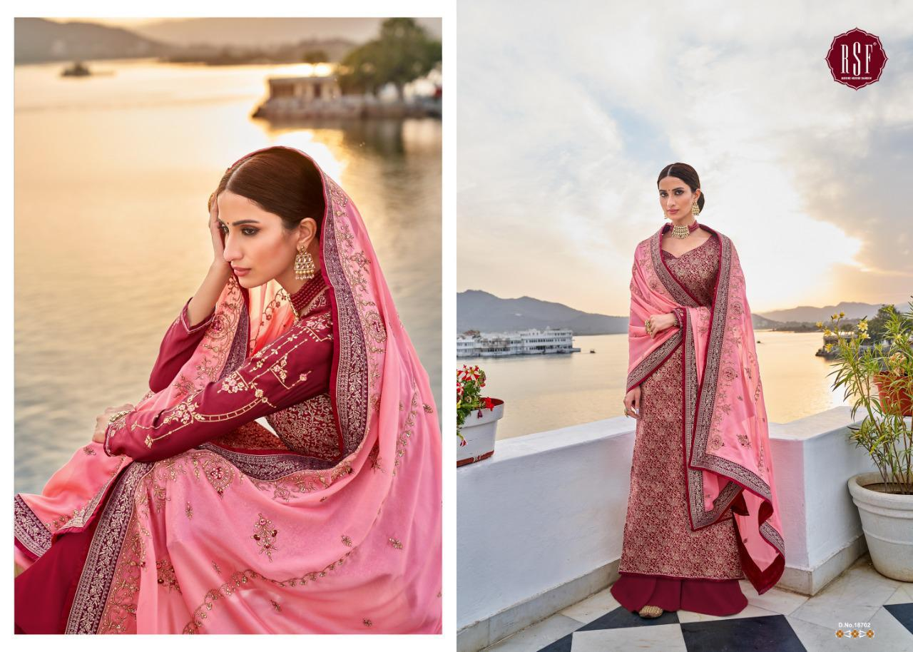 Rsf Swag 6 Pure Silk Jacquard collection 8