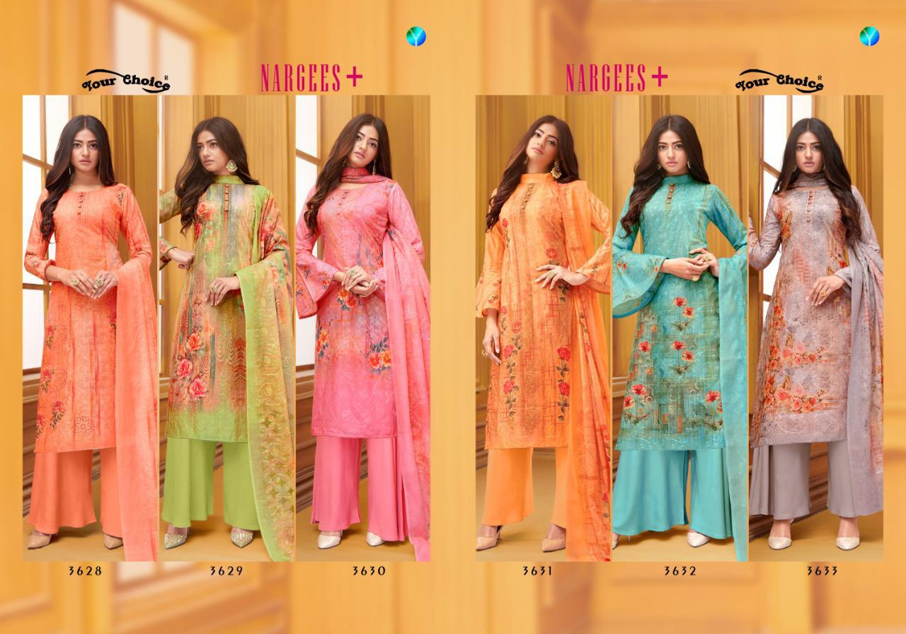 Your Choice Nargees Designer collection 8