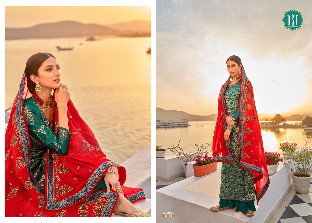 Rsf Swag 6 Pure Silk Jacquard collection 3