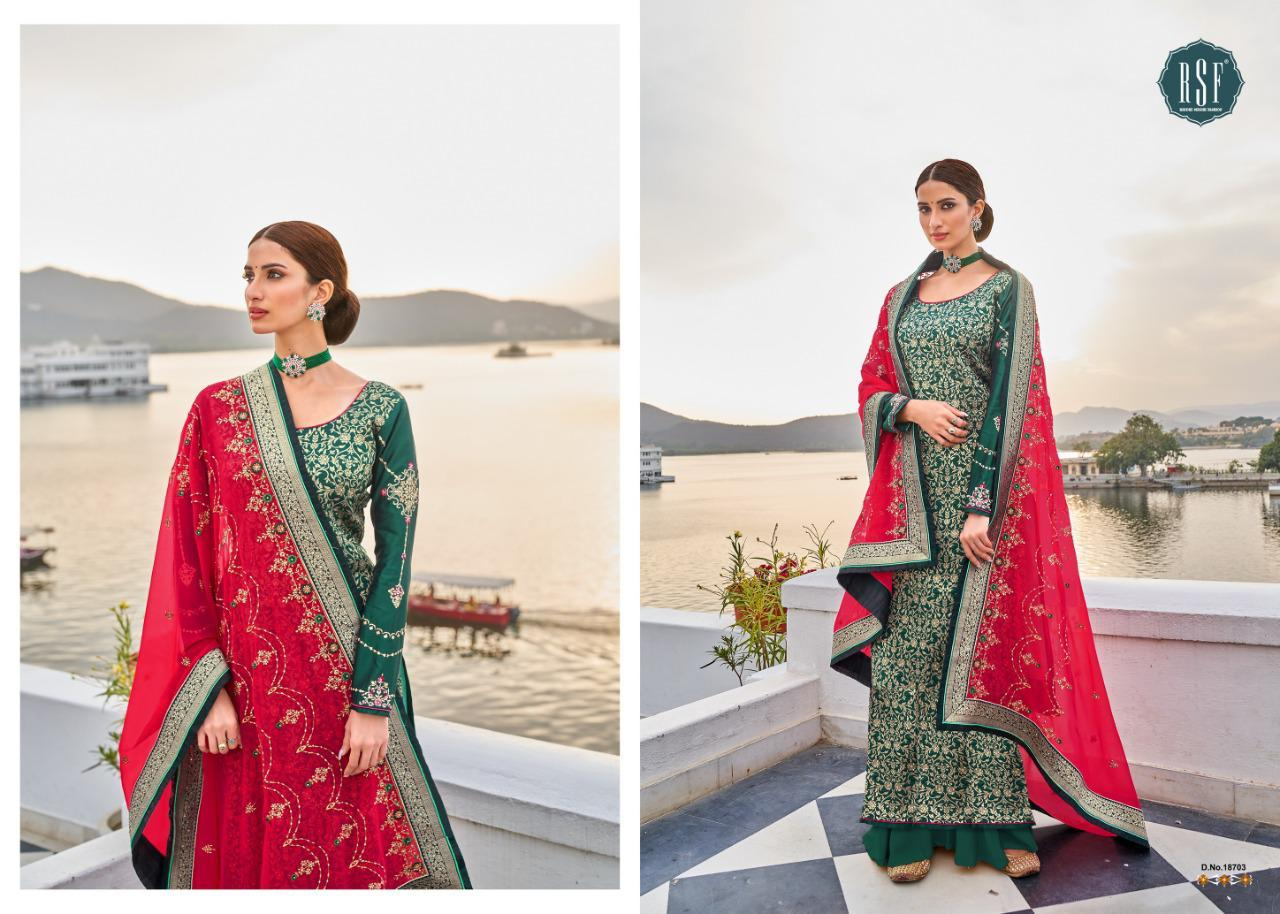 Rsf Swag 6 Pure Silk Jacquard collection 5