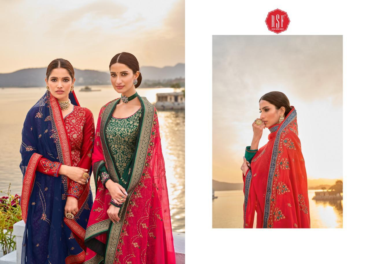 Rsf Swag 6 Pure Silk Jacquard collection 7