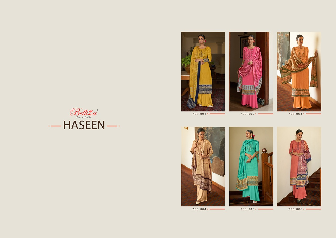 Belliza Haseen collection 1