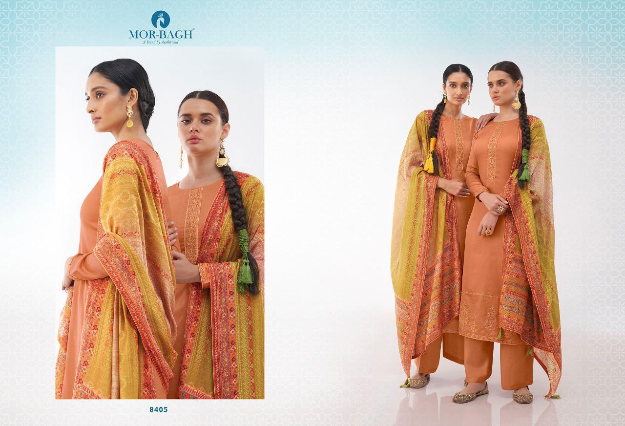 Aashirwad Mor Bagh Embroidery collection 2