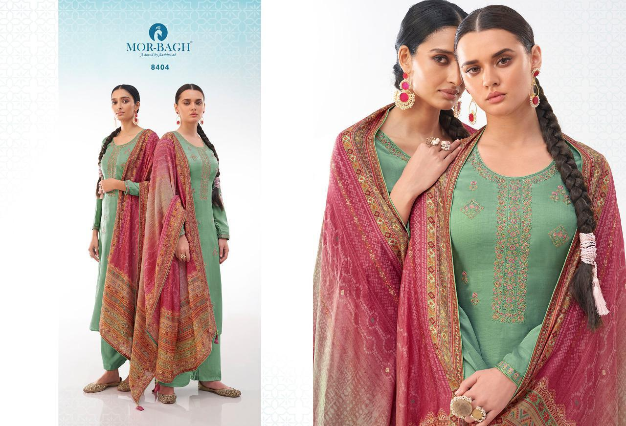 Aashirwad Mor Bagh Embroidery collection 7