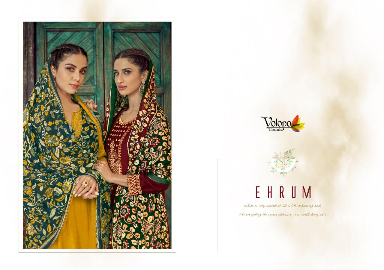 Volono Ehrum Designer Festive Wear collection 9