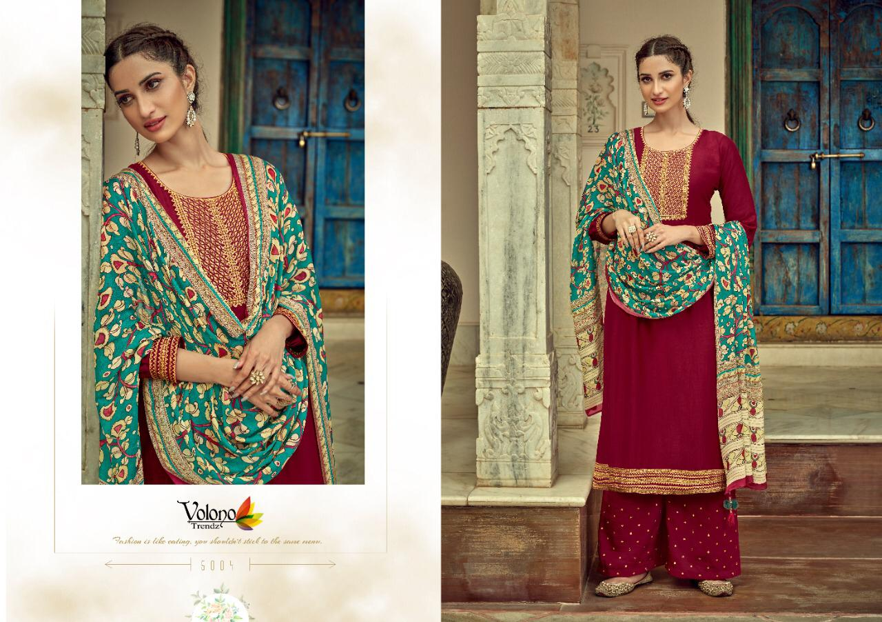 Volono Ehrum Designer Festive Wear collection 13