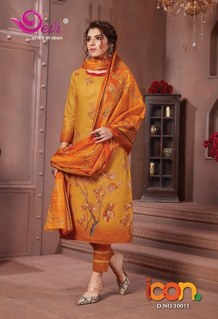 Devi Icon 10 Casual Wear Printed collection 7