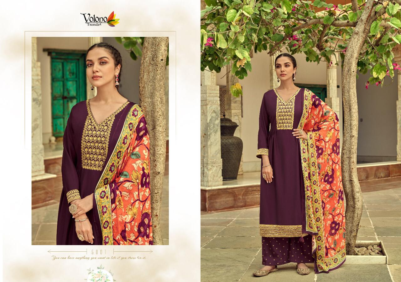 Volono Ehrum Designer Festive Wear collection 5
