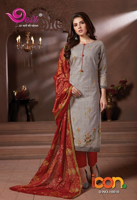 Devi Icon 10 Casual Wear Printed collection 9
