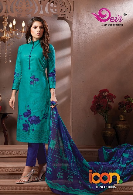 Devi Icon 10 Casual Wear Printed collection 14