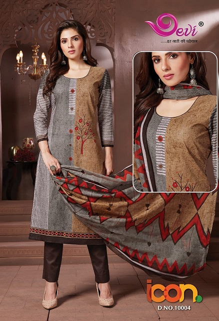Devi Icon 10 Casual Wear Printed collection 10