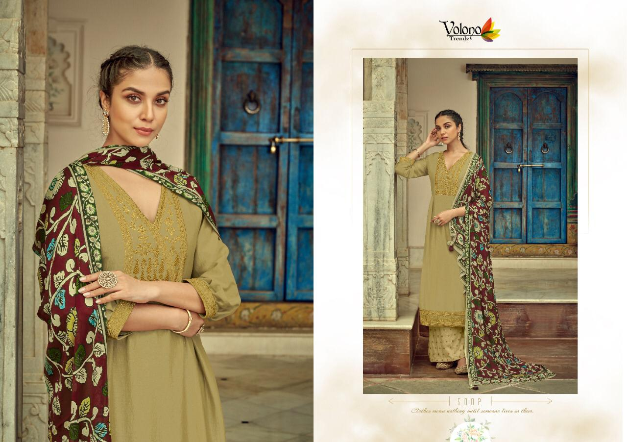Volono Ehrum Designer Festive Wear collection 4