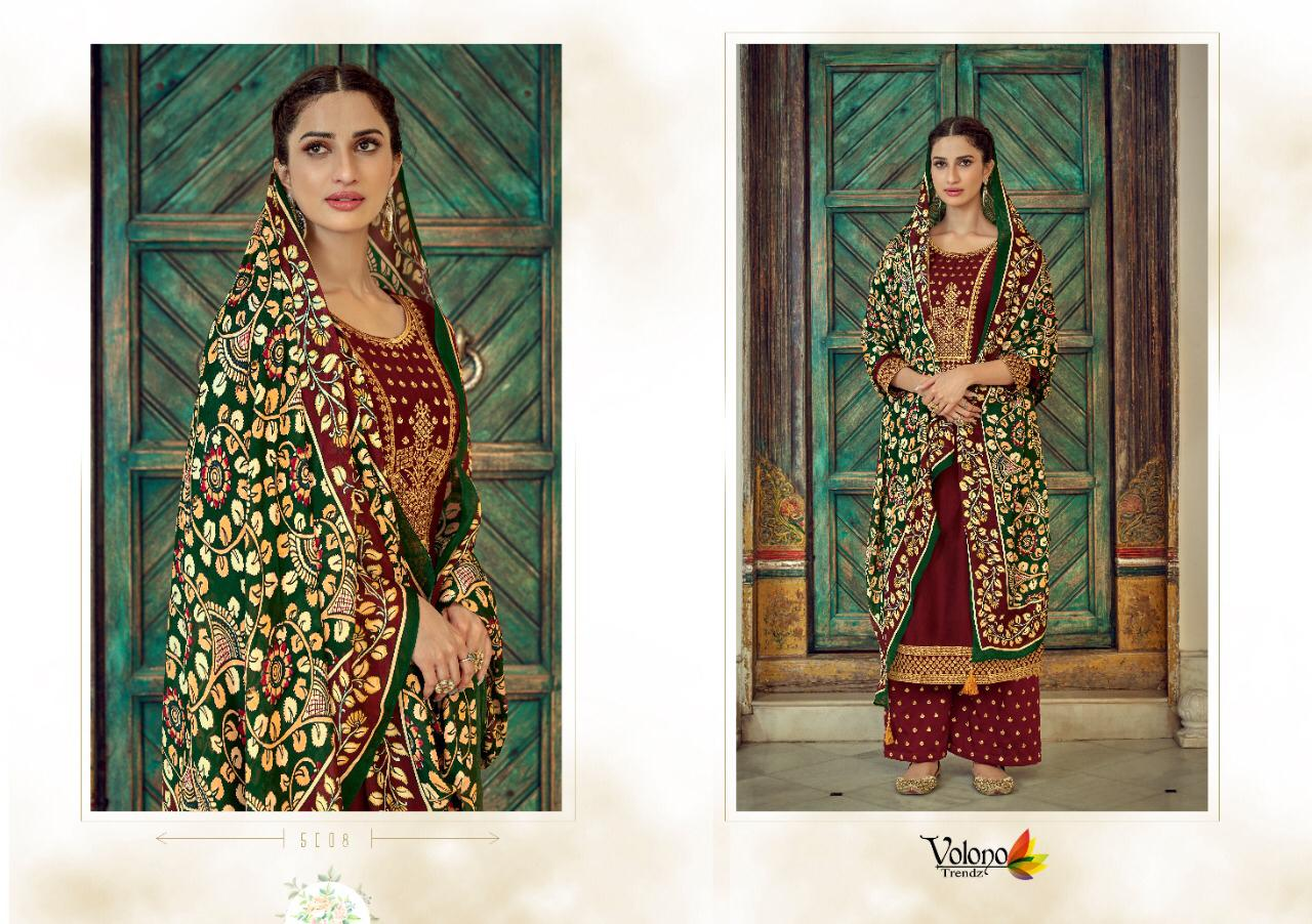 Volono Ehrum Designer Festive Wear collection 11