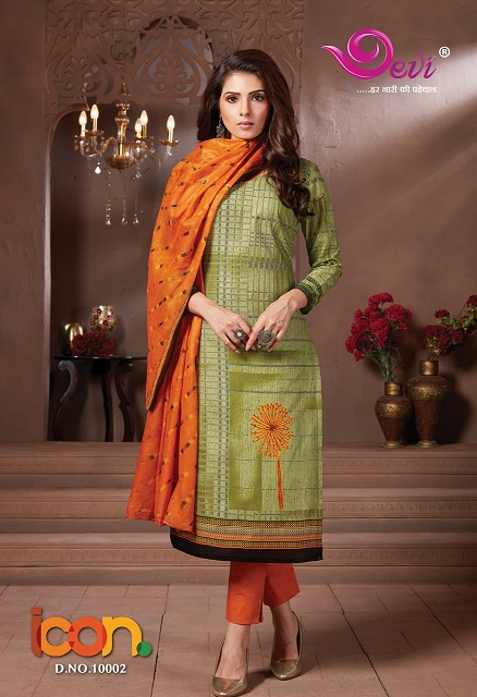 Devi Icon 10 Casual Wear Printed collection 13