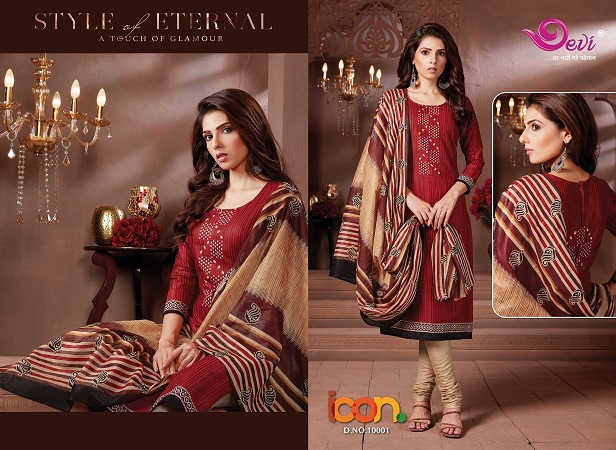 Devi Icon 10 Casual Wear Printed collection 8