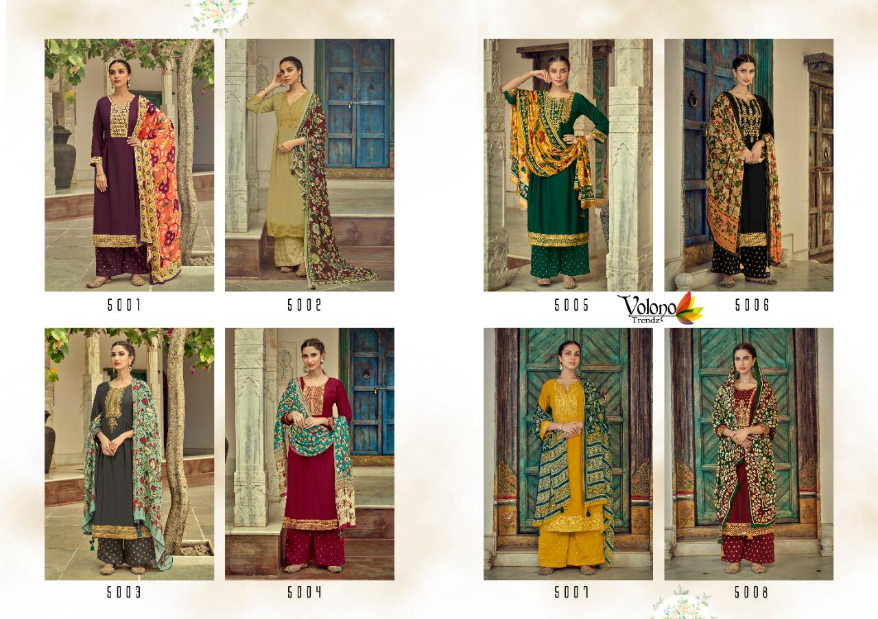 Volono Ehrum Designer Festive Wear collection 8