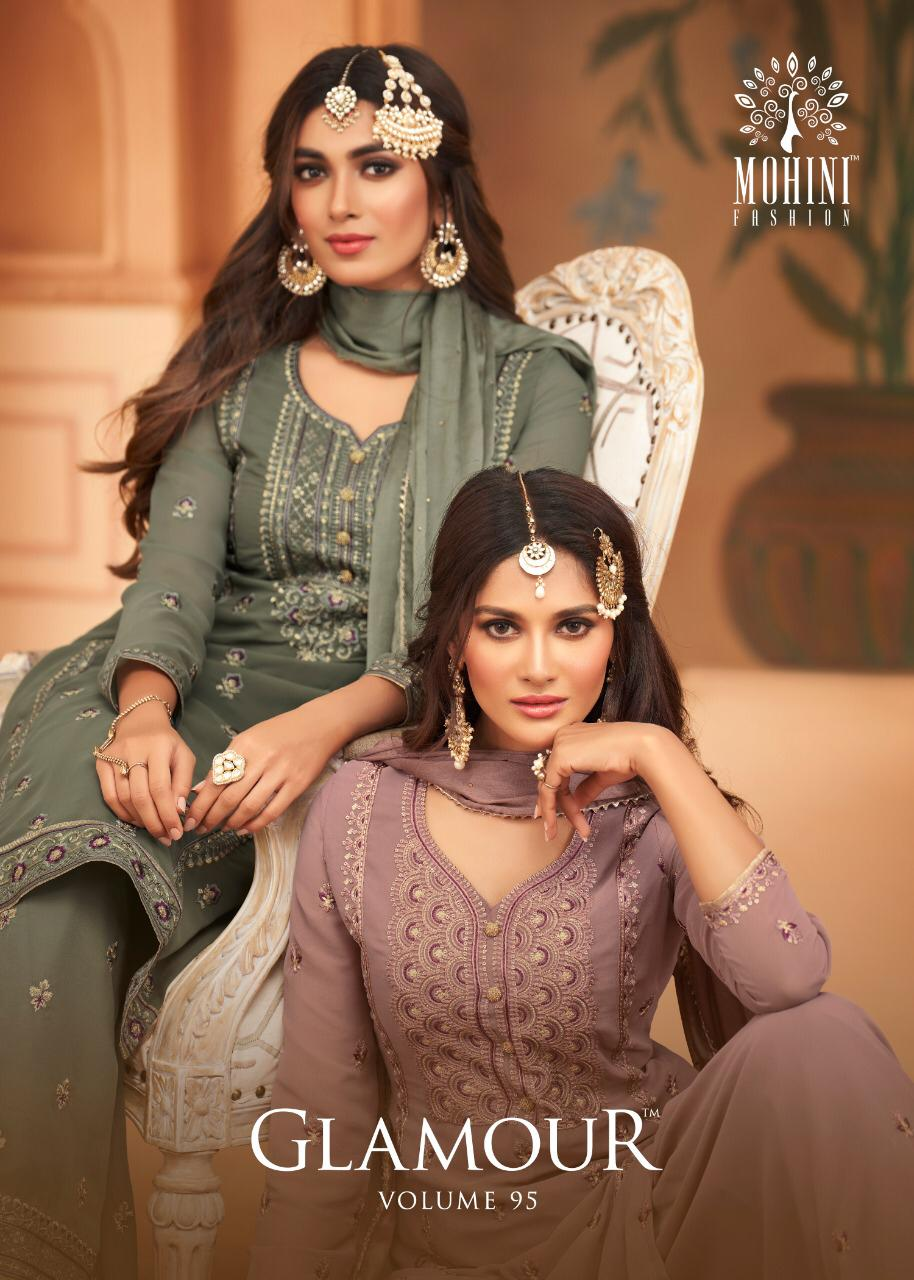 Mohini Glamour 95 Exclusive Desinger collection 2